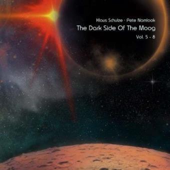 Klaus Schulze & Pete Namlook: The Dark Side Of The Moog Vol. 5 - 8 (5CD)
