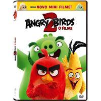 Angry Birds 2 - O Filme - DVD