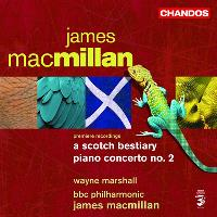 A Scotch Bestiary/piano C