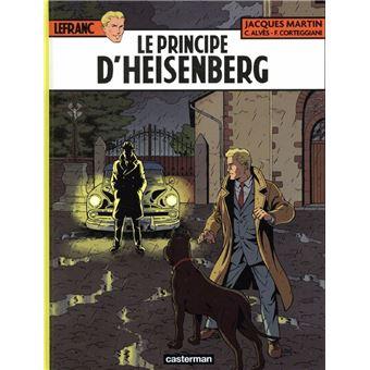 Lefranc (Tome 28) - Le principe d'Heisenberg