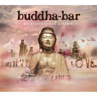 Buddha-Bar By Armen Mira & Ravin - 3CD