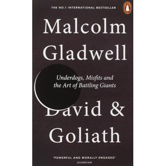 Malcolm gladwell saber tudo sobre os produtos livros na fnac david goliath david goliath fandeluxe Gallery