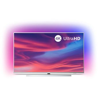 Smart TV Android Philips UHD 4K 55PUS7304 140cm