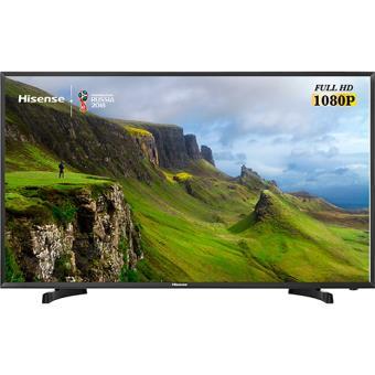TV Hisense FHD 39N2110 99cm - Preto