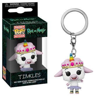 Funko Pop! Porta-Chaves Rick & Mortyt: Tinkles