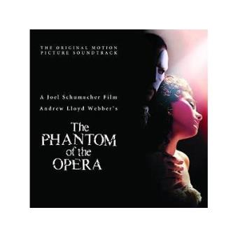 BSO Phantom Of The Opera (180g) (2LP)