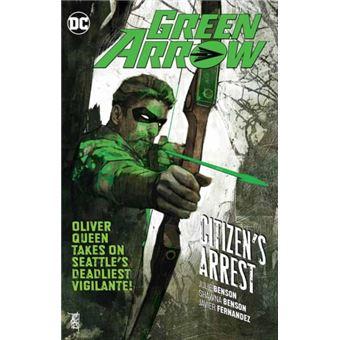 Green arrow volume 7: citizen's arr