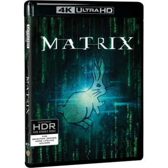 Matrix - 4K Ultra HD + Blu-ray