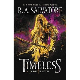 Timeless - A Drizzt Novel
