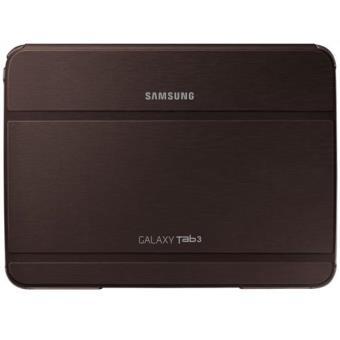 Samsung Capa Book Cover Castanho para Galaxy Tav 3 10.1
