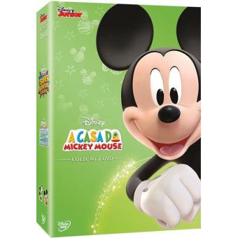 Pack A Casa do Mickey Mouse - Mickey