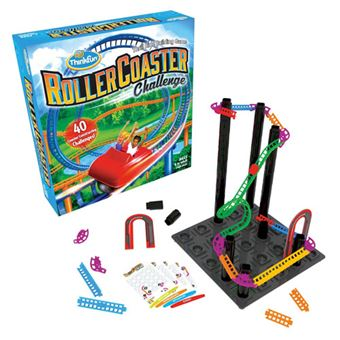 Roller Coaster Challenge - ThinkFun