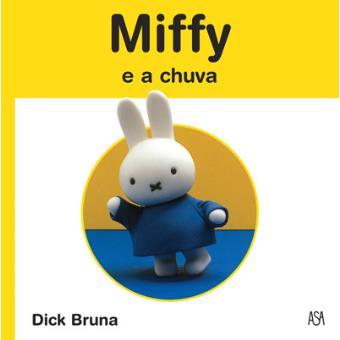 Miffy e a Chuva