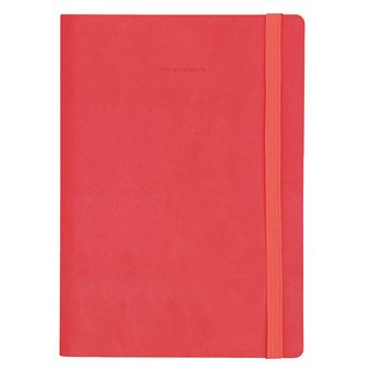 My Notebook Large Liso Coral Legami