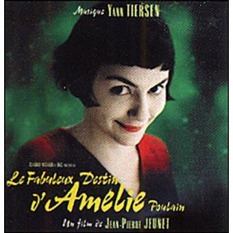 BSO Le Fabuleux Destin D'Amélie Poulain