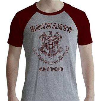 T-Shirt Harry Potter:Hogwarts Alumni - Tamanho L