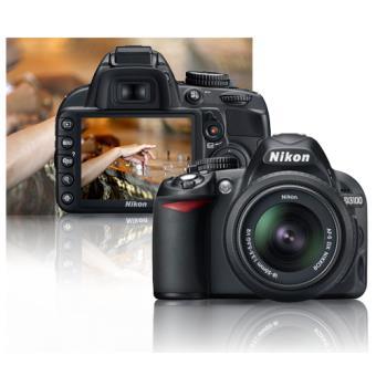 Nikon D3100 + AF-S DX 18-55mm f/3.5-5.6 G VR
