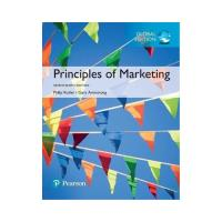 Principles of marketing, global edi