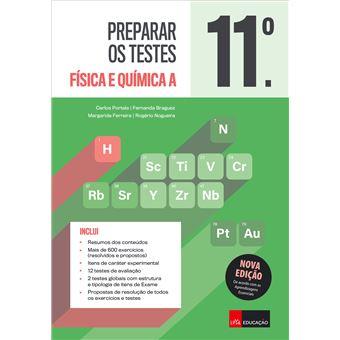 Preparar os Testes - Físico e Química 11º Ano