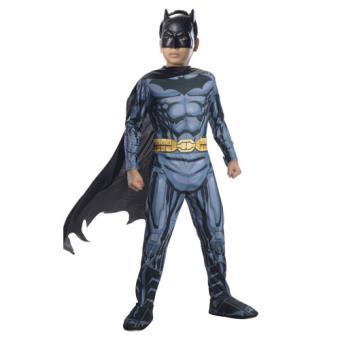 Disfarce Batman - Tamanho M 5 a 6 Anos