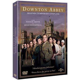 Dowton Abbey - Season 2 - DVD