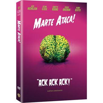 Marte Ataca - DVD