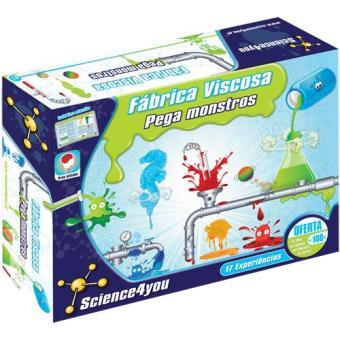 Fábrica Viscosa - Pega Monstros