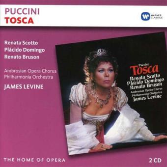 Puccini: Tosca - 2CD