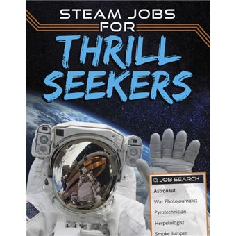 Steam jobs for thrill seekers