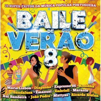Baile de Verão 8 - CD