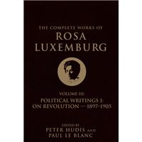 Complete works of rosa luxemburg vo
