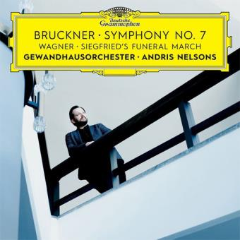 Bruckner: Symphony No. 7 - Wagner: Trauermarsch & Siegfrieds Tod  - CD
