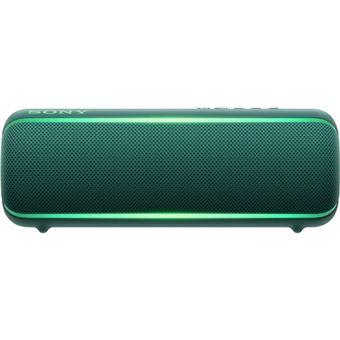 Coluna Bluetooth Sony SRS-XB22 - Verde