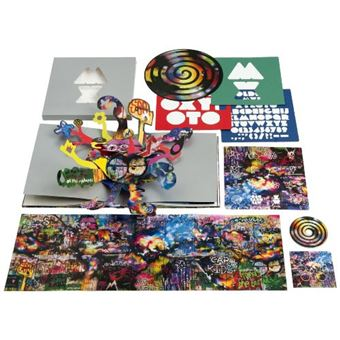 Mylo Xyloto - LP + CD