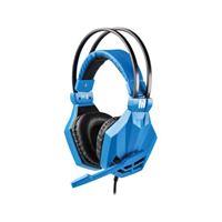 Auscultador Gaming Indeca Rayin - Azul