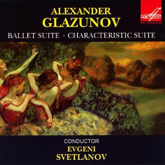 GLAZUNOV-BALLET SUITE