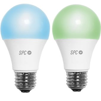 Pack Lâmpadas SPC Sirius 1050 RGB - 2uni