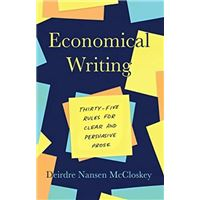 Economical writing, third edition