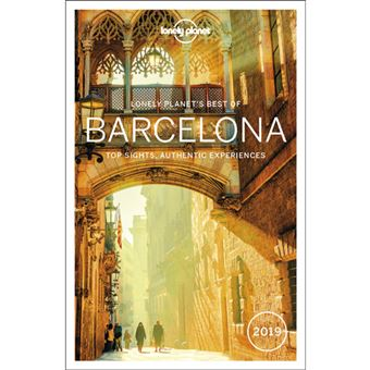 Lonely Planet Best of Guide - Barcelona 201