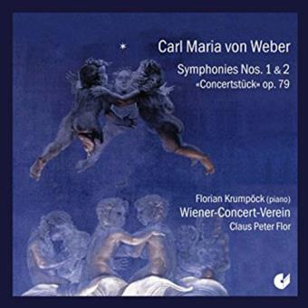 Carl Maria Von Weber: Symphonies N.º 1 & 2