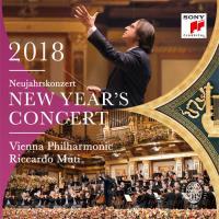 Neujahrskonzert 2018 - New Year's Concert 2018 - Blu-ray