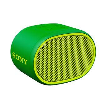 Coluna Bluetooth Sony SRS-XB01 - Verde