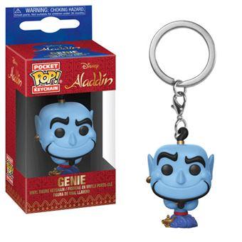 Funko Pop! Porta-Chaves Disney Aladdin: Genie