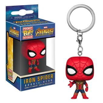 Porta-Chaves Avengers Infinity War: Iron Spider