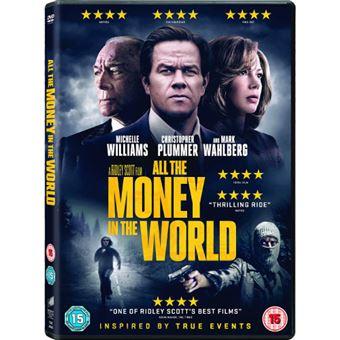 All The Money In The World - DVD Importação