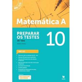 Preparar os Testes - Matemática A 10º Ano