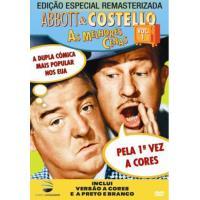 Abbott e Costello - As Melhores Cenas Vol. 1