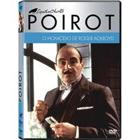 Poirot: O Homicídio de Roger Ackroyd - DVD
