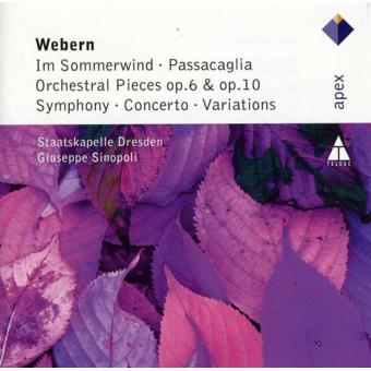 Webern - In Sommerwind - CD
