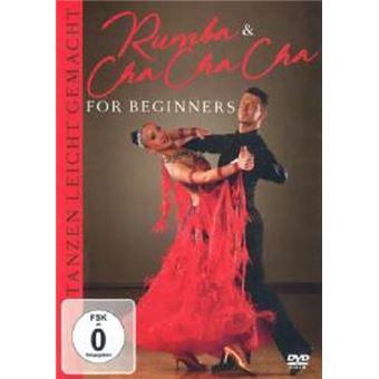Rumba & Cha Cha Cha for Beginners - DVD